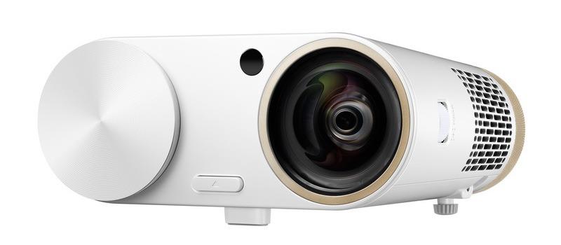 BenQ Colorific i500: máy chiếu LED mini tích hợp loa Bluetooth, giá $750