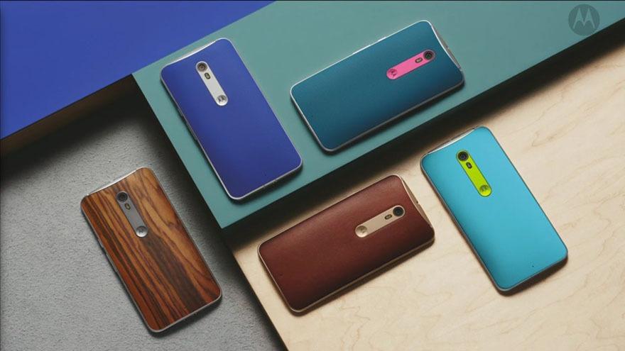 Các dòng smartphone Motorola đã được lên Android 6.0 Marshmallow