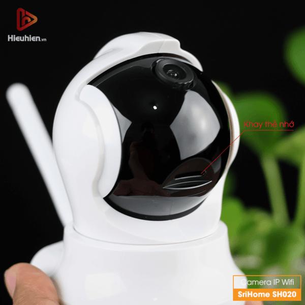 camera ip wifi srihome sh020 độ phân giải full hd 1080p - hình 01