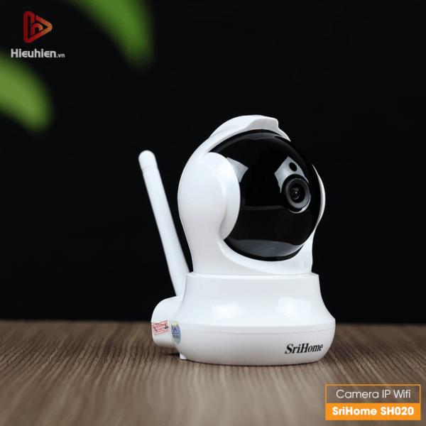 camera ip wifi srihome sh020 độ phân giải full hd 1080p - hình 02