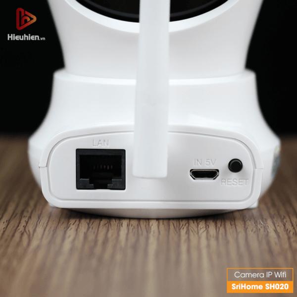 camera ip wifi srihome sh020 độ phân giải full hd 1080p - hình 04