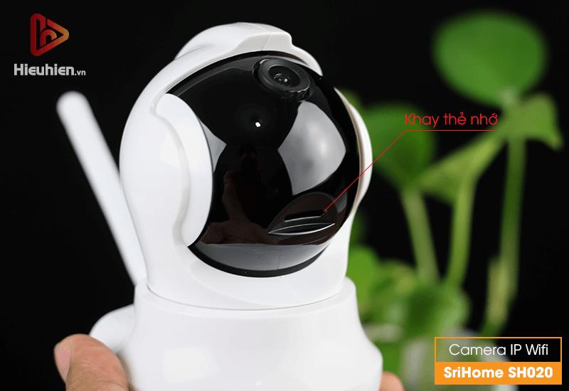 camera ip wifi srihome sh020 độ phân giải full hd 1080p - hình 12