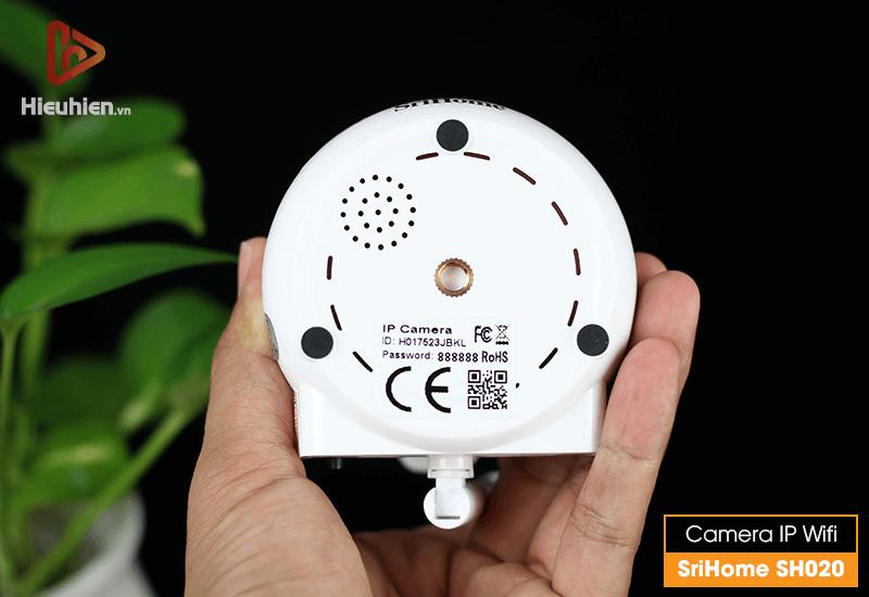 camera ip wifi srihome sh020 độ phân giải full hd 1080p - hình 14