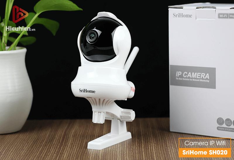 camera ip wifi srihome sh020 độ phân giải full hd 1080p - hình 15