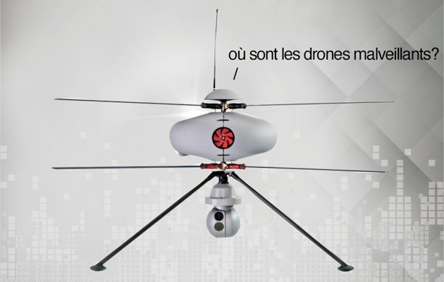 canh sat tokyo dung drone bat drone 02