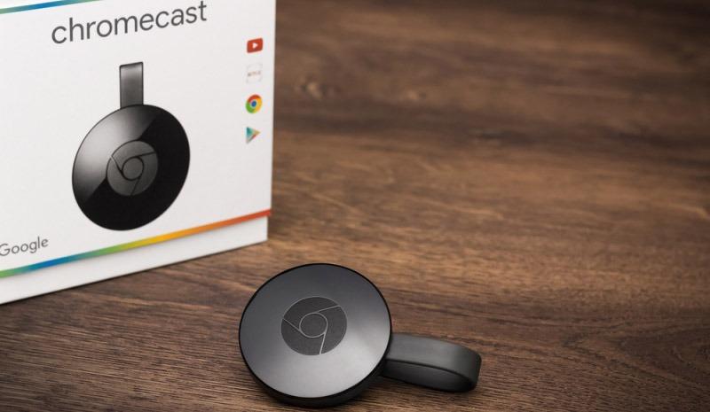Chromecast Audio hỗ trợ multi-room streaming và âm thanh high-res