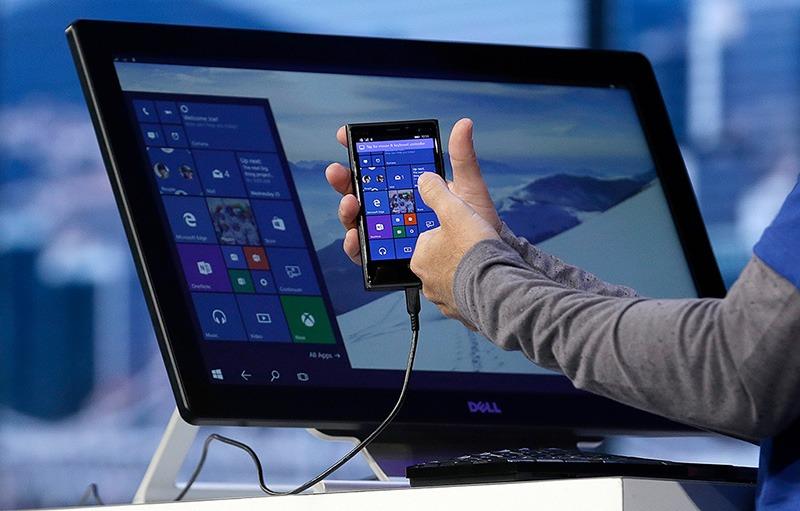microsoft continuum: trai nghiem desktop tren smartphone 02