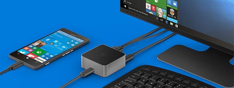 Continuum: chặng đường 3 năm và niềm tin của Microsoft về trải nghiệm desktop trên smartphone