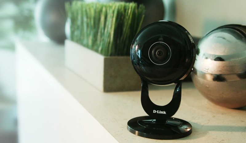 D-Link ra mắt hai camera an ninh trang bị ống kính góc nhìn siêu rộng