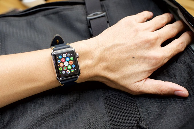 da co watchos 2 ban chinh thuc danh cho apple watch