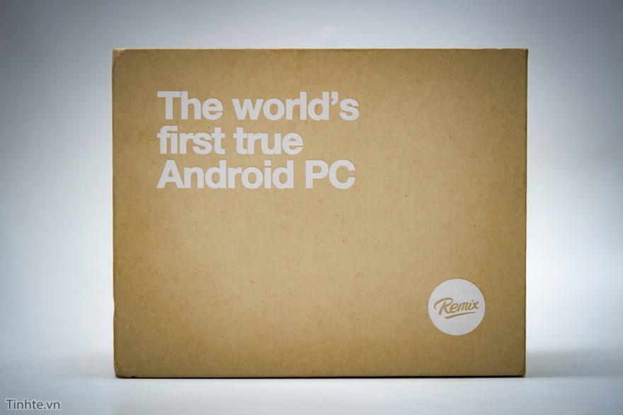 danh gia android pc remix mini