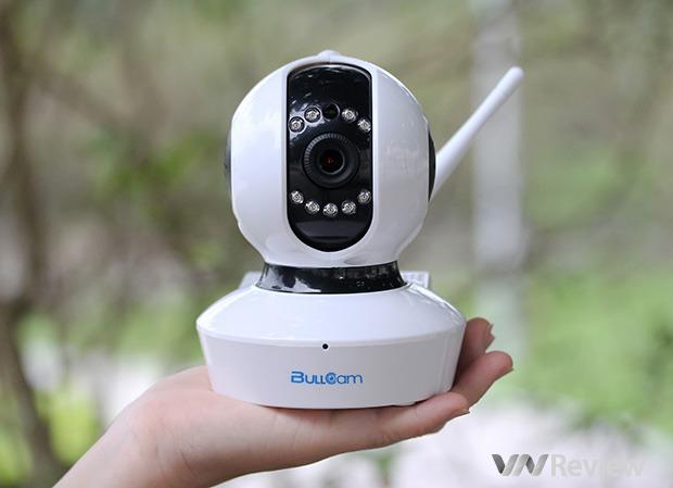 Đánh giá Camera IP Bullcam BCV823W