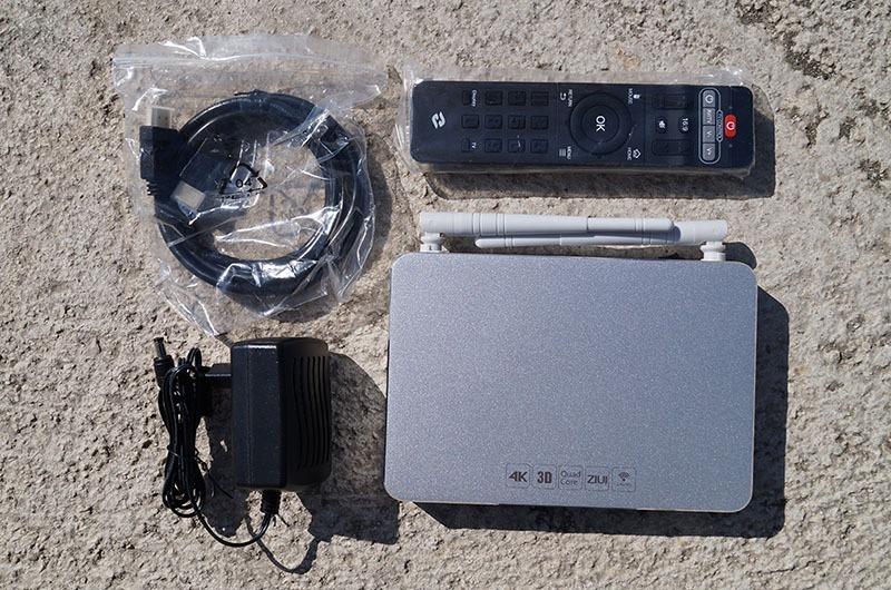 zidoo x9 android tv box kiem dau phat hd 3d 4k cao cap: fullbox zidoo x9