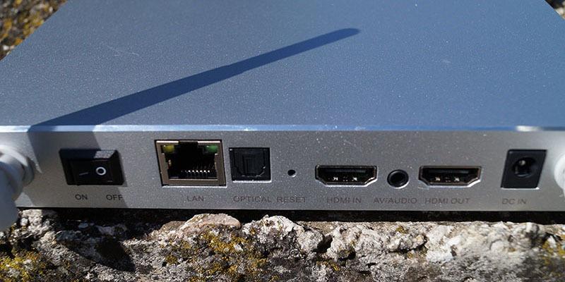 zidoo x9 android tv box kiem dau phat hd 3d 4k cao cap: mat sau cua zidoo x9