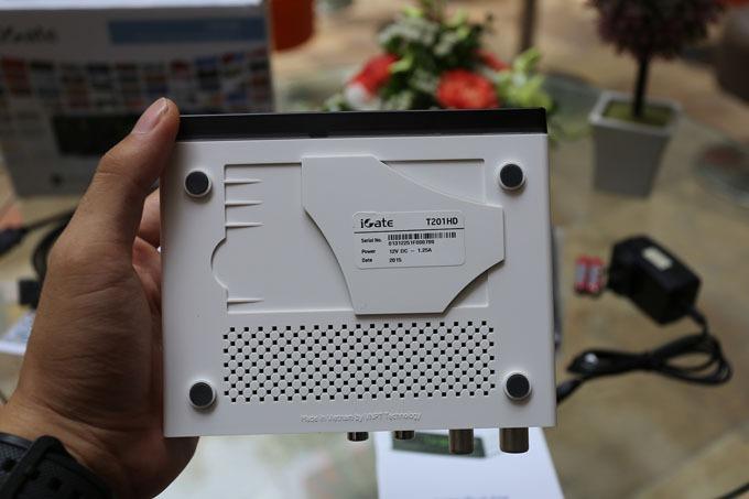 dap hop dau thu dvb-t2 igate t201hd cua vnpt technology 09