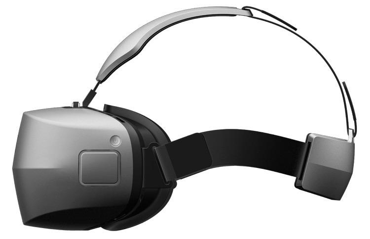 DeePoon M2: Chiếc kính thực tế ảo không cần dùng thêm điện thoại hoặc máy tính