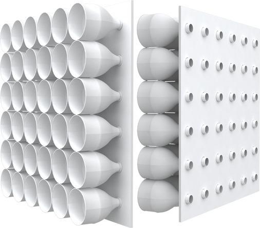 Điều hòa không khí Eco-Cooler không cần dùng điện, giảm nhiệt độ phòng xuống 5 độ C