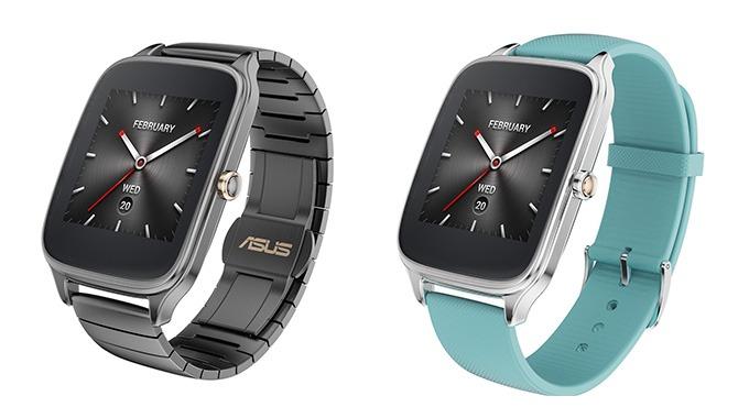 Đồng hồ Asus ZenWatch 2 đã có giá bán chính thức