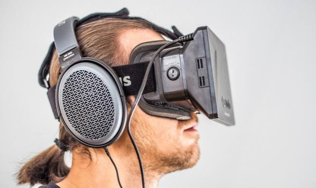 Dùng kính thực tế ảo có thể giúp tăng cường thị giác?