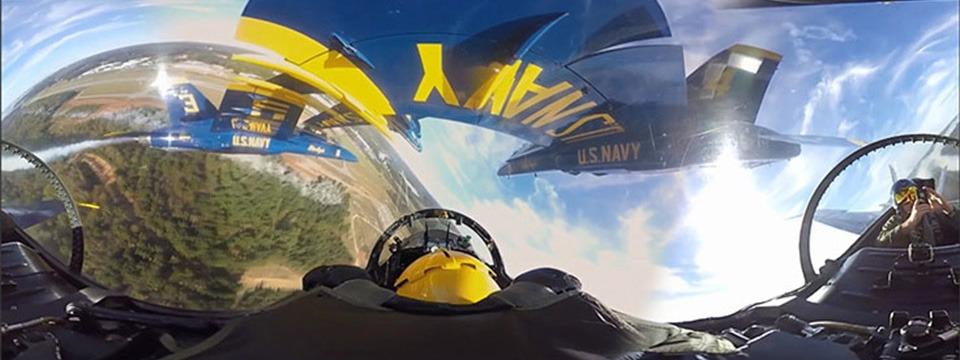 Facebook tối ưu hóa video 360 độ cho thực tế ảo