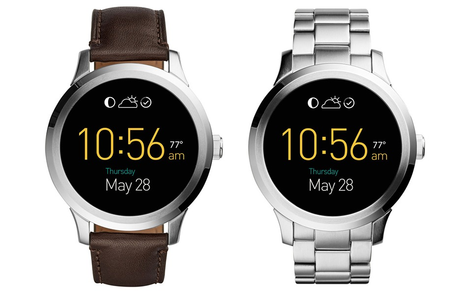 q founder smartwatch, chay android wear