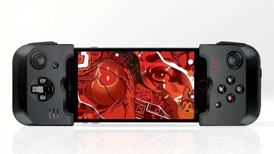 Gamevice ra mắt bộ phụ kiện biến các thiết bị iOS thành máy chơi game cầm tay