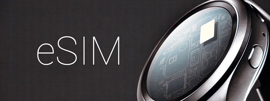 Gear S2 Classic 3G/4G là thiết bị đầu tiên dùng eSIM, đổi nhà mạng không cần thay thẻ SIM