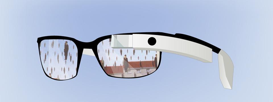 Google Glass trong tương lai sẽ có khả năng hiển thị 3D?