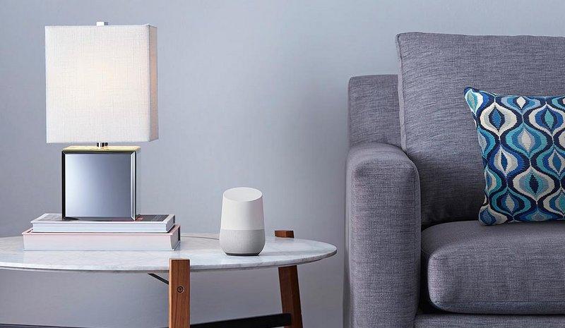 Google Home loa kiêm trung tâm điều khiển ngôi nhà thông minh