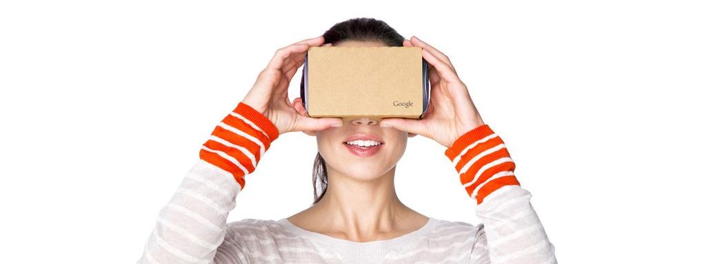 Google ra mắt kính thực tế ảo chạy Android, không cần điện thoại, PC?