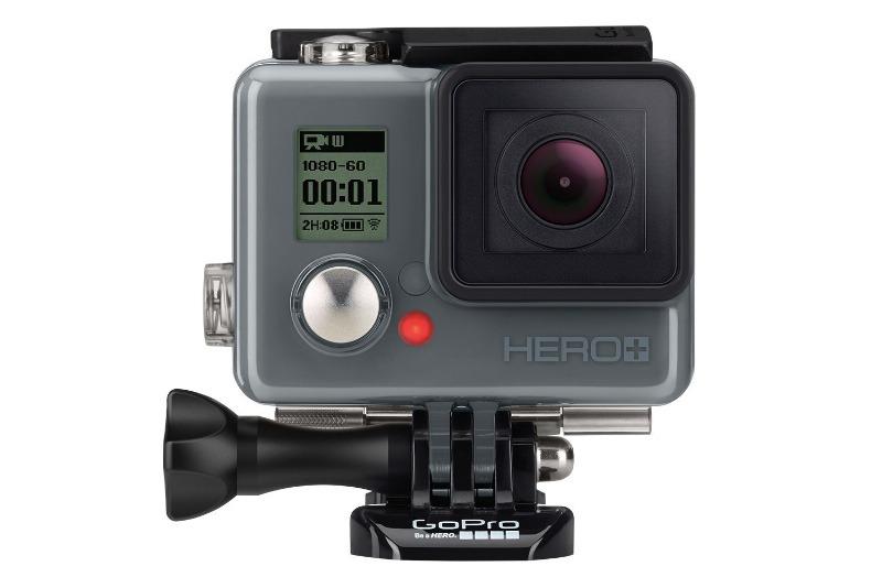 GoPro ra mắt camera thể thao giá rẻ HERO+