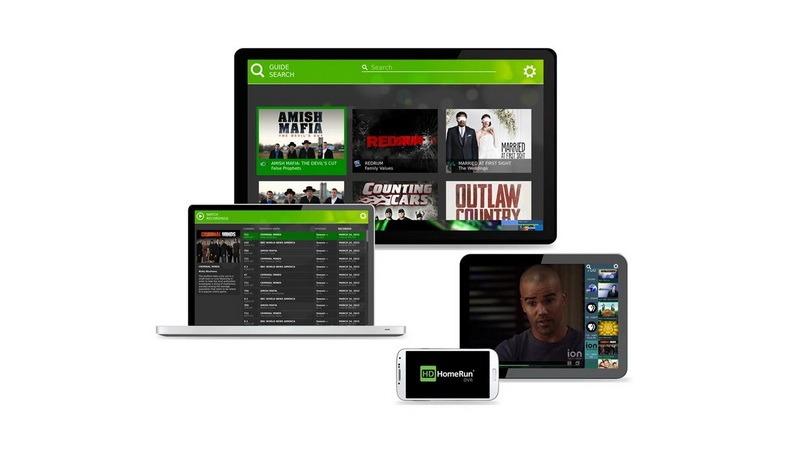 HDHomeRun - Ứng dụng biến Android TV thành đầu thu DVR