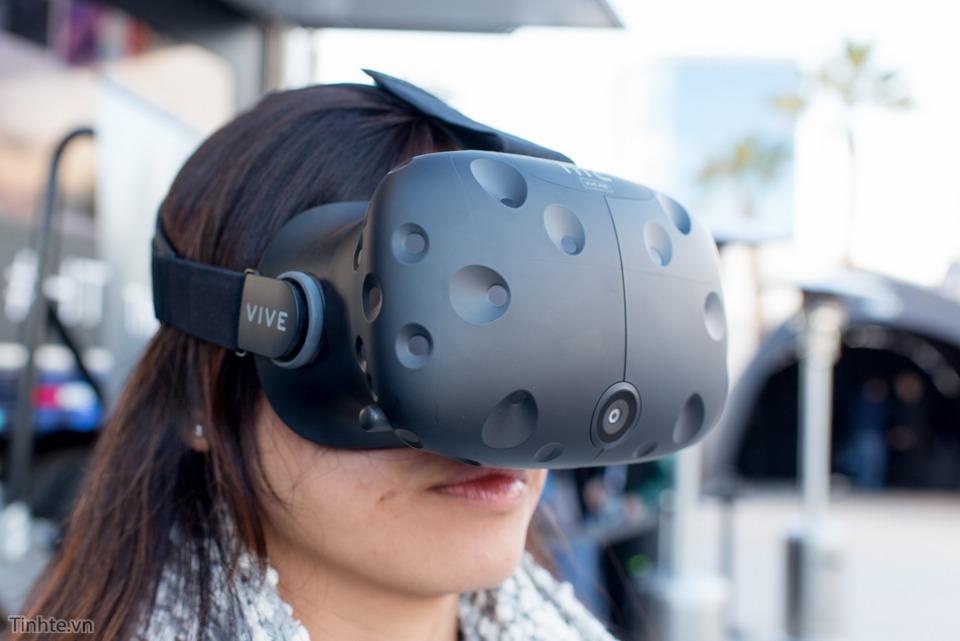HTC sẽ cho đặt hàng kính thực tế ảo Vive Pre vào ngày 29/2