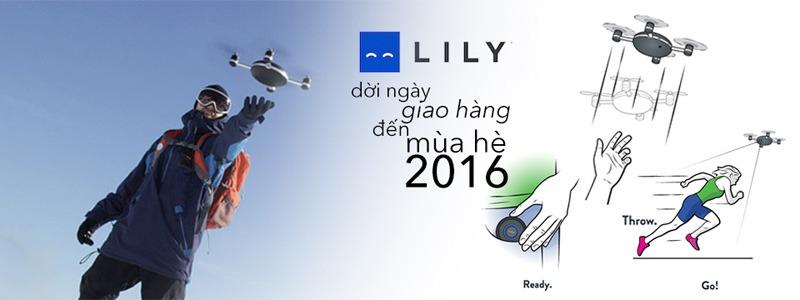 Lily Camera hoãn giao hàng và update tình trạng hoàn tiền