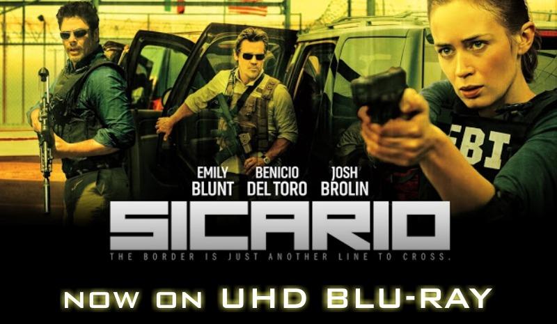 Lionsgate công bố lịch phát hành đĩa UHD Blu-ray đầu tiên