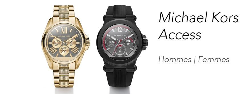 Michael Kors ra mắt smartwatch thời trang chạy Android Wear, giá 395 USD