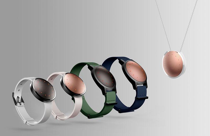Misfit Shine 2: mỏng hơn, đèn LED 16 triệu màu, cảm ứng điện dung…