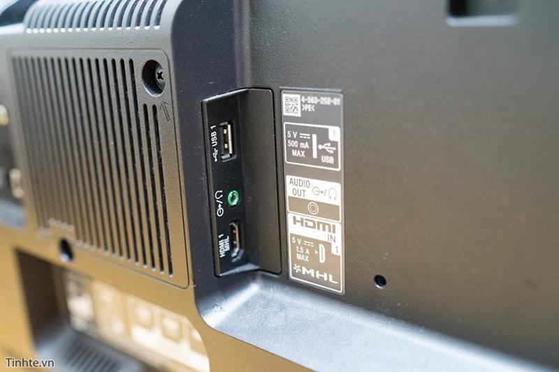 Nguyên nhân TV thường chỉ tích hợp HDMI mà không có DisplayPort?