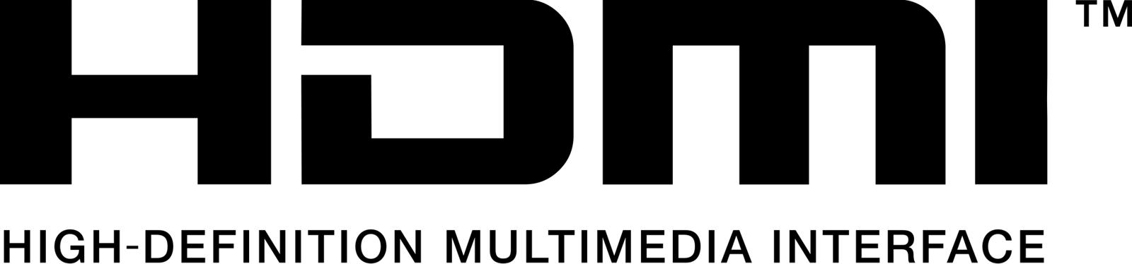 hdmi va displayport la gi: hdmi logo