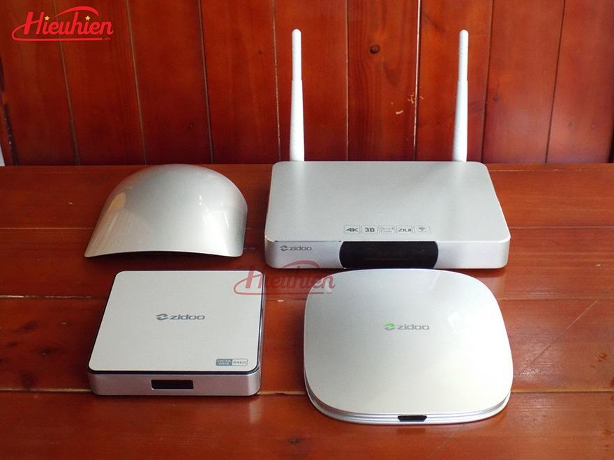 Nhiều người vẫn dùng Smart TV kèm Android TV Box