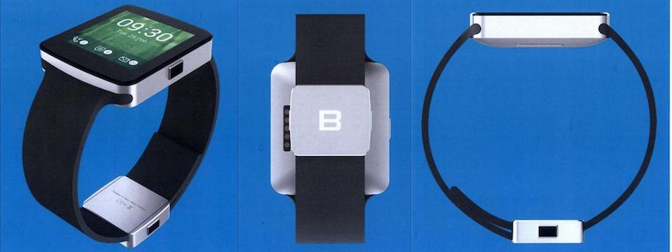 Những hình ảnh đầu tiên về đồng hồ thông minh Bwatch của BKAV?