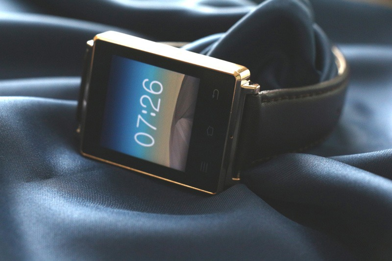 no.1 d6: chiec smartwatch gia re chay android 5.1 - anh 02