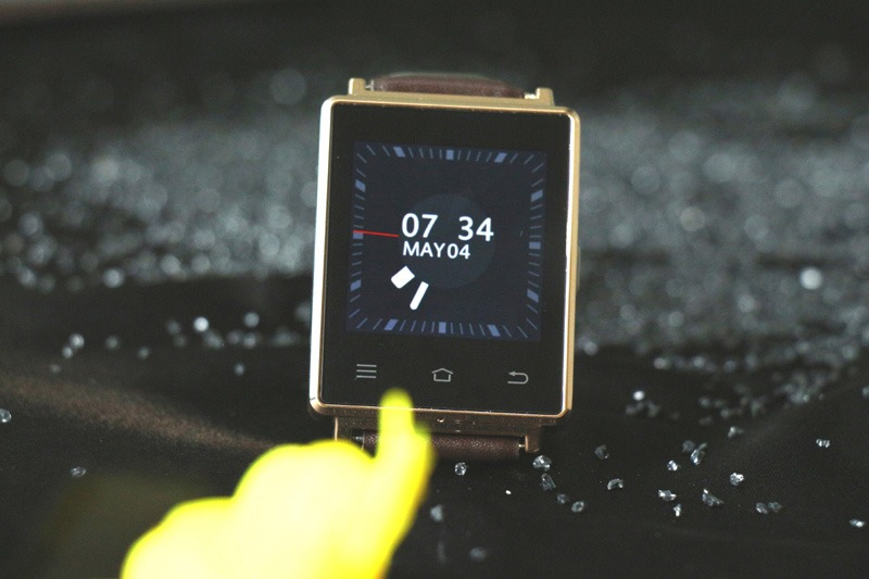 no.1 d6: chiec smartwatch gia re chay android 5.1 - anh 04