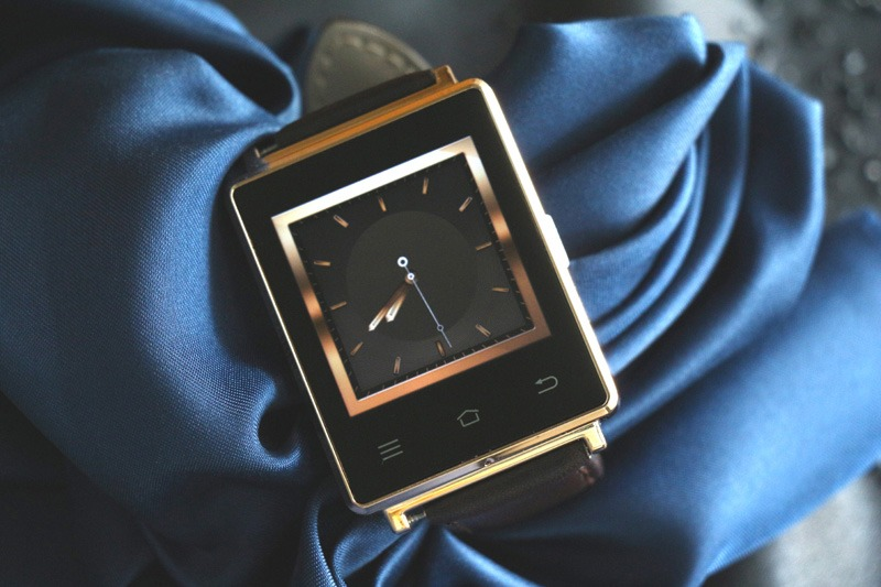 no.1 d6: chiec smartwatch gia re chay android 5.1 - anh 06