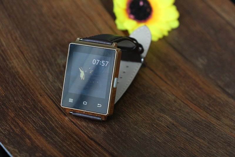 No.1 D6: chiếc smartwatch giá rẻ chạy Android 5.1