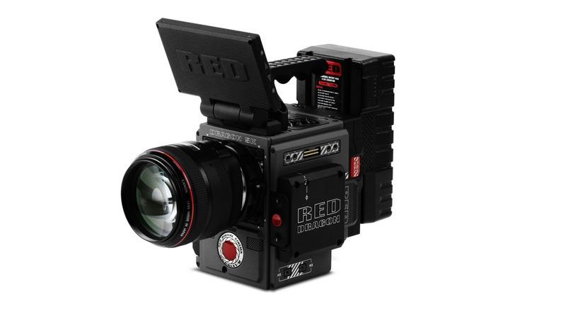 RED công bố camera 5K phân khúc entry-level