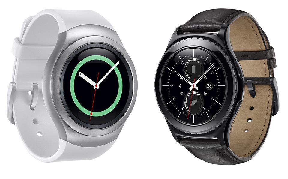 Samsung Gear S2 chính thức: mặt tròn, viền xoay, có bản 3G độc lập, pin 2-3 ngày