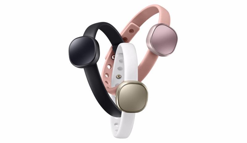 Samsung giới thiệu vòng tay thời trang theo dõi vận động