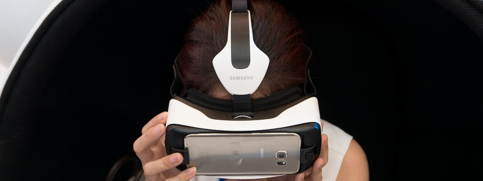 Samsung sẽ bán kính thực tế ảo GearVR ở Việt Nam trong tháng 12