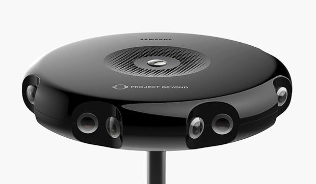 Samsung sẽ giới thiệu camera 360 độ Gear 360 ở MWC 2016?